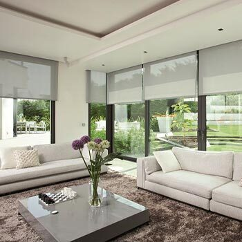automated shades home